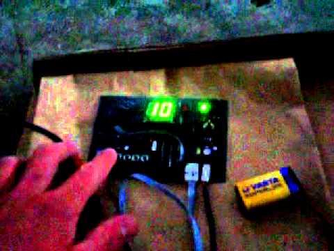 Timer and detonator