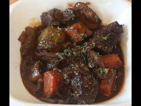 Best Beef Bourguignon Recipe