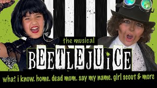 BEETLEJUICE MEDLEY!!! | Amazing Young Performers | Spirit YPC