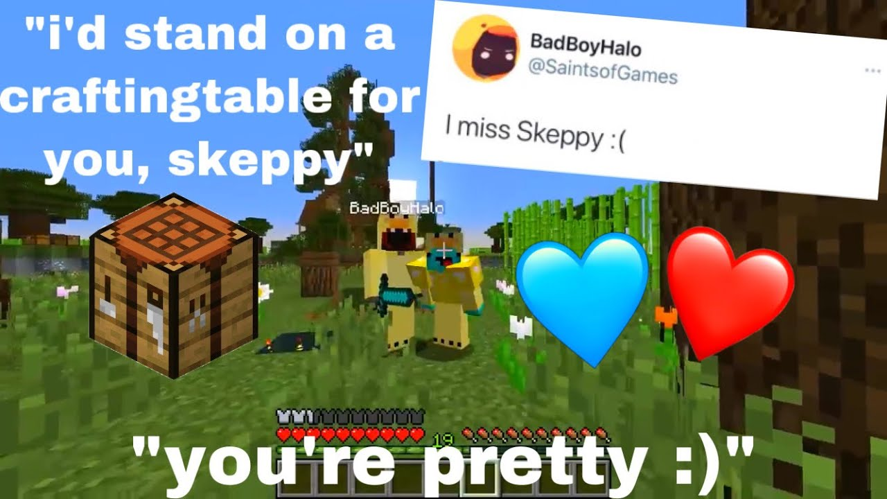 wholesome skephalo moments