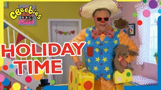 Mr Tumble Goes on Holiday and more! 🏖   CBeebies   40+ Minutes compilation for children