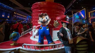 Tour New Donk City at Nintendo