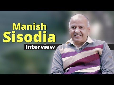 FE Exclusive: Manish Sisodia Speaks On Delhi's Development, Economy And 'Modi Care'