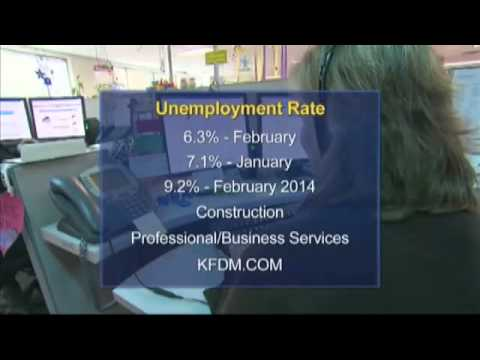 Texas unemployment rate drops to 4.3 percent;%