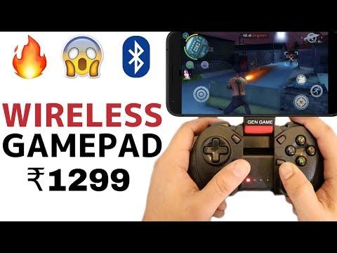 Cheap Bluetooth Gamepad | Gen Game S6 Gamepad | Tech Unboxing 🔥