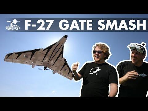 F-27 Evolution Gate Smasher!