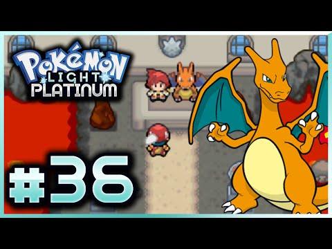 Let's Play Pokemon: Light Platinum - Part 36 - Flamerny Gym Leader Luke