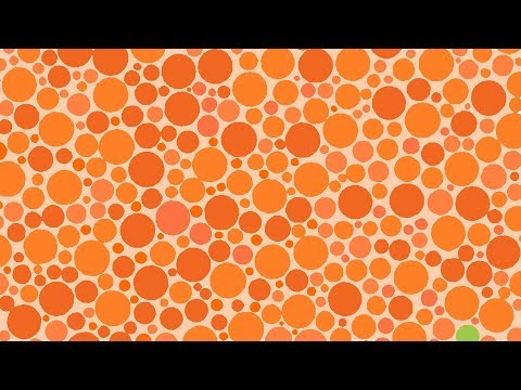 If You Can Only See Orange You're Probably Color Blind