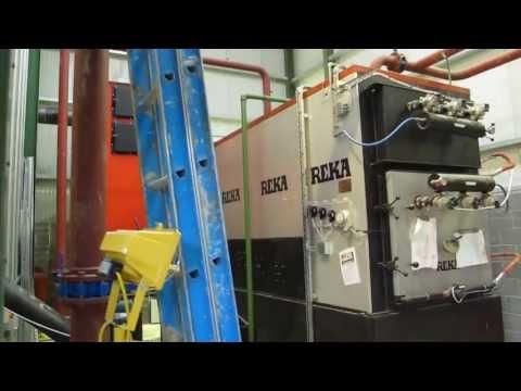 Reka Biomass Boiler - Straw System