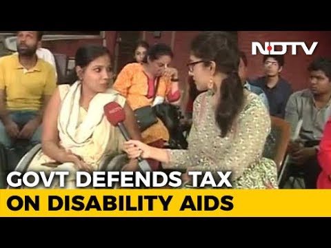 'Disability Tax': Government Rebuts Jibe, Refuses Full Rollback