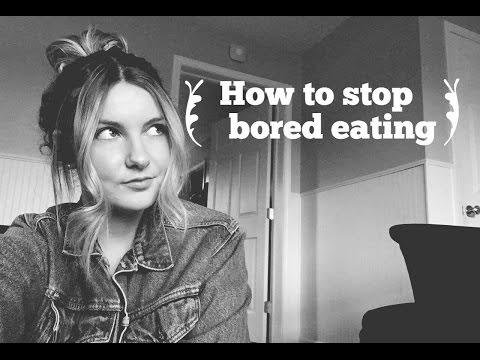 DAY 15 | HOW TO BE A CONSCIOUS EATER & STOP EATING WHEN BORED