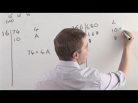 How To Do Decimal To Hexadecimal Conversion