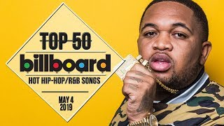 Top 50 • US Hip-Hop/R&B Songs • May 4, 2019 | Billboard-Charts