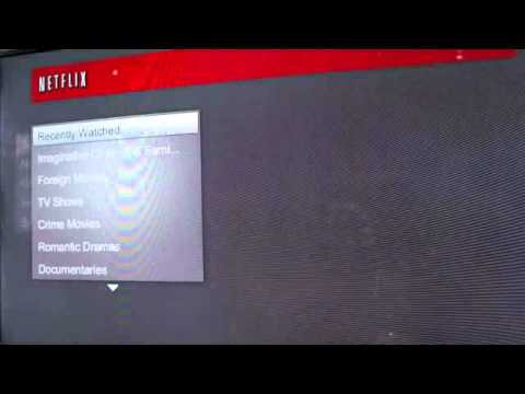 Netflix on Samsung Smart TV