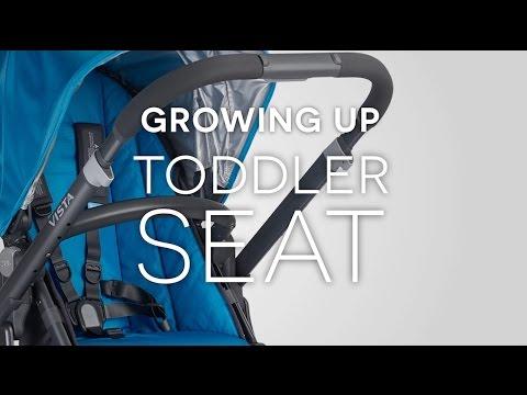UPPAbaby VISTA Stroller- Toddler Seat