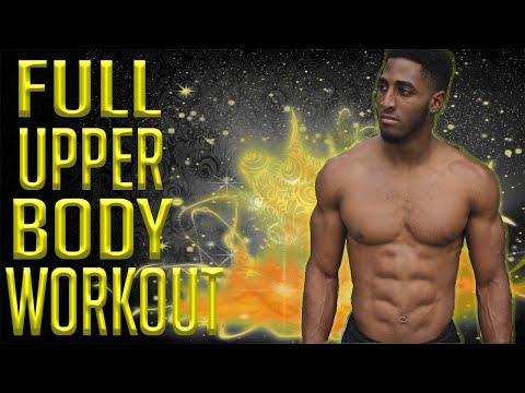 Full Upper Body Push Workout (ALL LEVELS) (How To Start Calisthenics #6)