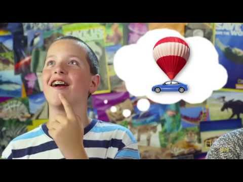How Do Planes Fly? | Nat Geo Kids Transportation Playlist