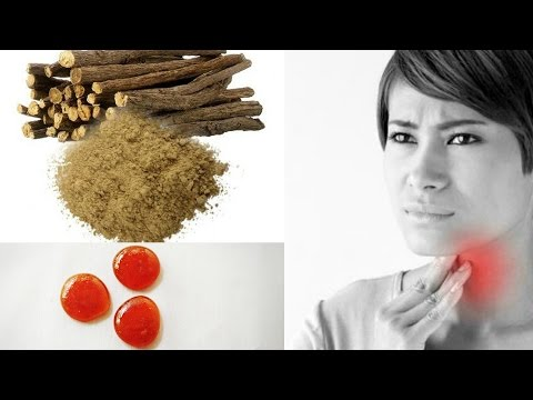 How to make Ayurvedic Cough Drops to cure Sore Throat | Throat Lozenges