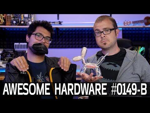 Awesome Hardware #0149-B: DRAM Makers Sued, Vega 20 Leaks, Intel 10nm Delayed
