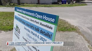 Final community input asked for I-526 Lowcountry Corridor West Project mitigation plan