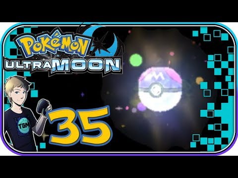 Pokemon Ultra Sun & Moon Walkthrough - Part 35: MASTER BALL FOR A YUNGOOS!