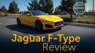 2021 Jaguar F-Type | Review & Road Test