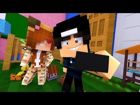 Minecraft Daycare - CELEBRITY CRUSH !? (Minecraft Roleplay)