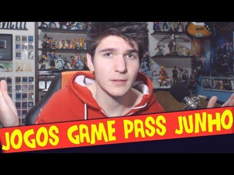 Aí NÃO NÉ Microsoft.. Jogos GAME PASS JUNHO (e só tem bost4 mano)