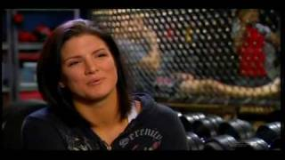 Gina Carano on E:60 (2nd time aired)
