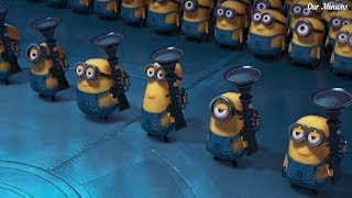 Send Off Farewell By Minions - Despicable me 2  Hd