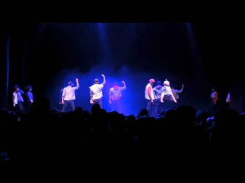 Serious About Streetdance 2012 - Michael Simon