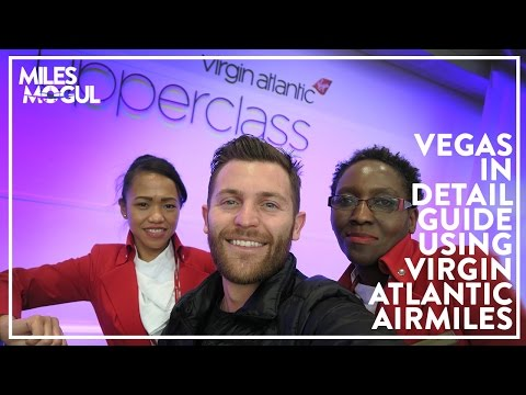 How to #FlyLikeMiles to Las Vegas Using Virgin Atlantic Flying Club Miles vs BA Avios - Miles Mogul