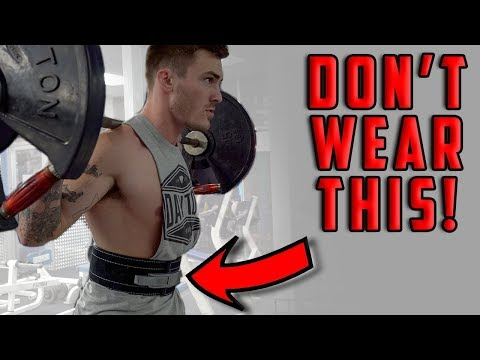 STOP Wearing This When You Workout! (IT HURTS YOU!)