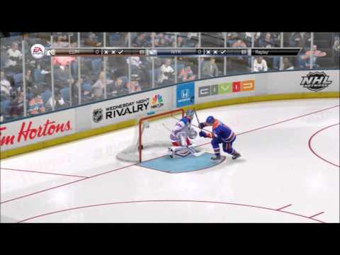 NHL 14: Shootout Commentary ep. 5