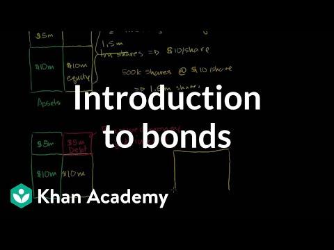 Introduction to bonds | Stocks and bonds | Finance & Capital Markets | Khan Academy