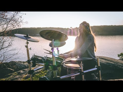 Alan Walker - All Falls Down - Drum Film Cover   By TheKays