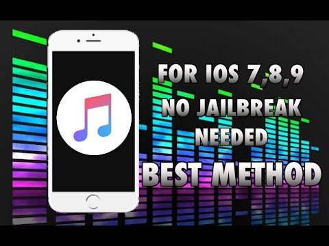 How to download music on iphone for free / without jailbreak and computer / Works on IOS 7,8,9