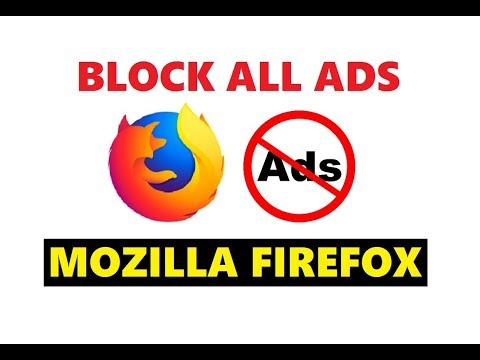 How to Block all Ads on Mozilla Firefox | Updated 2018 | Block Popups