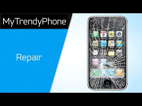 iPhone 3G Display Glass Replacement