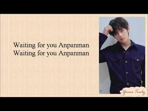 BTS (방탄소년단) - Anpanman (Easy Lyrics)