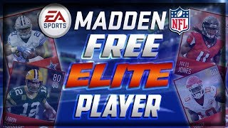 MADDEN MOBILE 18 SNEAK PEEK FREE ELITE PLAYER FOR ALL 32 TEAMS!!