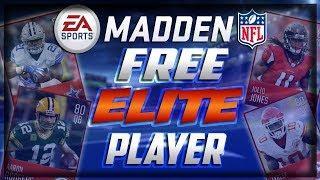 MADDEN MOBILE 18 SNEAK PEEK FREE ELITE PLAYER FOR ALL 32 TEAMS!!