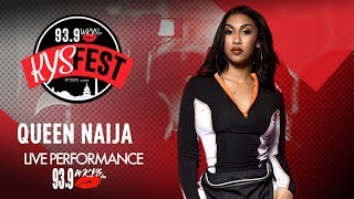 """Queen Naija Sings """"Medicine"""" & More At KYS Fest [#KYSFest Exclusive]"""