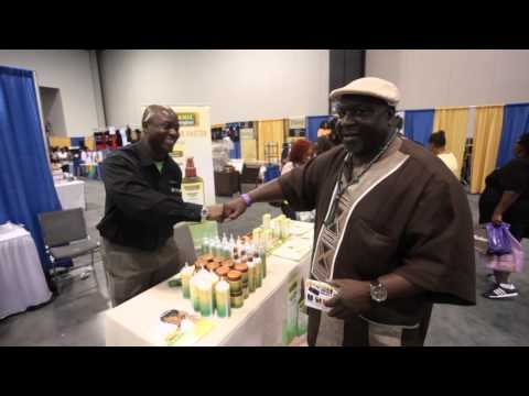 World Natural Hair Show with Will Williams