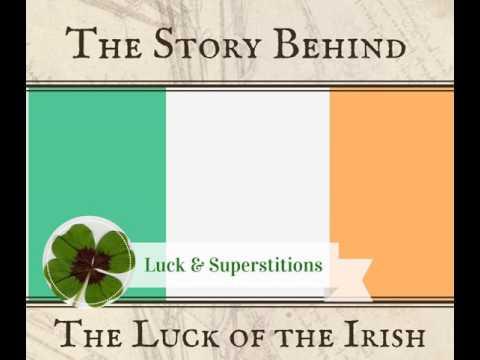 The Luck of the Irish | Four-Leaf Clovers, Irish Luck, Leprechauns (TSB043)