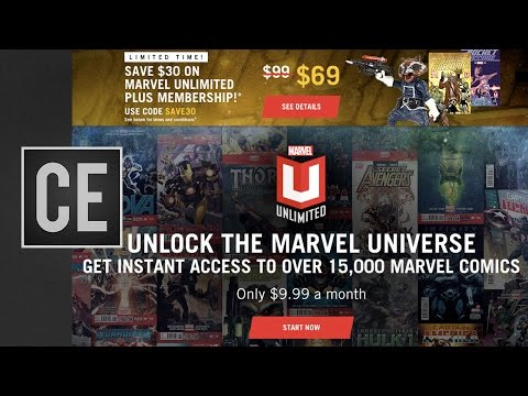 Marvel Unlimited Explained