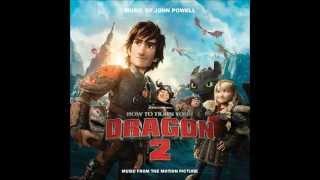 How to Train your Dragon 2 Soundtrack - 06 Valka's Dragon Sanctuary (John Powell)
