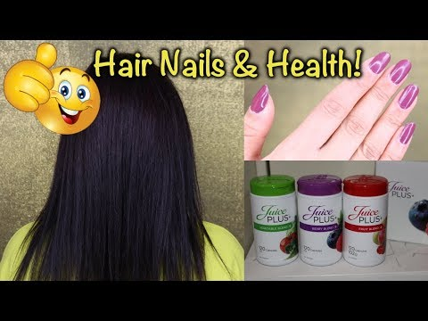 How To: Grow Hair & Nails Fast AND BE HEALTHY!!