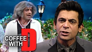 Coffee With D - Interview With Dr Mashoor Gulati AKA Sunil Grover As Arnab Goswami
