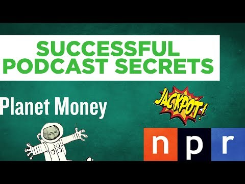 Podcast Tips: How to Get 100,000 Listeners for Your Podcast (Advice from NPR)